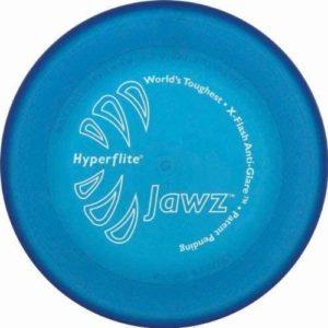Bissfeste Hunde Frisbee Hyperflie Jawz für Discdogging & Frisbeesport