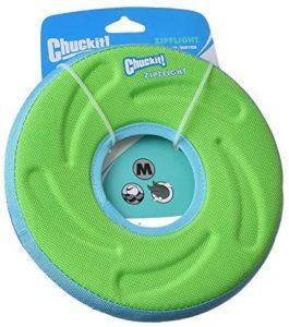 Chuckit Zipflight Frisbee-Hundespielzeug