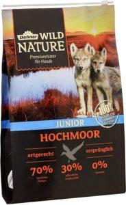 Dehner Wild Nature Hundetrockenfutter Junior