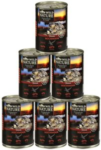 Dehner Wild Nature Nassfutter Senior