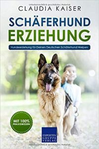 Deutschen Schäferhund Erziehung