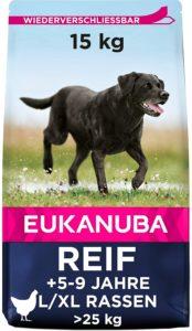 Eukanuba Hundefutter für große Rassen, Reif