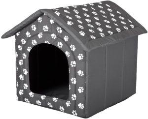 Hobbydog Hundehütte, 60x55cm, Codurastoff, waschbar für kleine Hunde