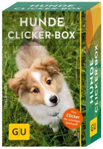 Hunde-Clicker-Box + Clicker für sofortigen Spielspaß