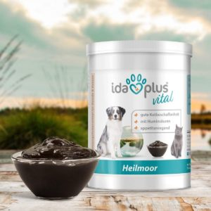 Ida Plus – Heilmoor - Verbessert die Kotbeschaffenheit – optimale Verdauung beim Hund – mit natürlichem Torf aus dem Hochmoor
