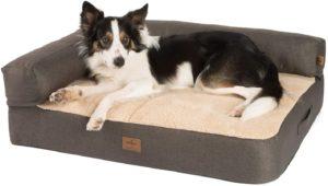 JAMAXX Premium Hundesofa, Orthopädisch, Waschbar, verschiedene Farben & Größen