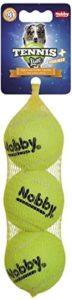 Nobby Tennisball mit Squeaker_Hundebälle