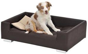 animal-design Hundesofa, Kunstleder, diverse Farben