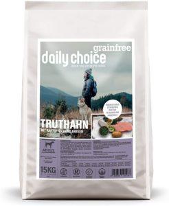 daily choice grainfree_Getreidefreies Hundefutter